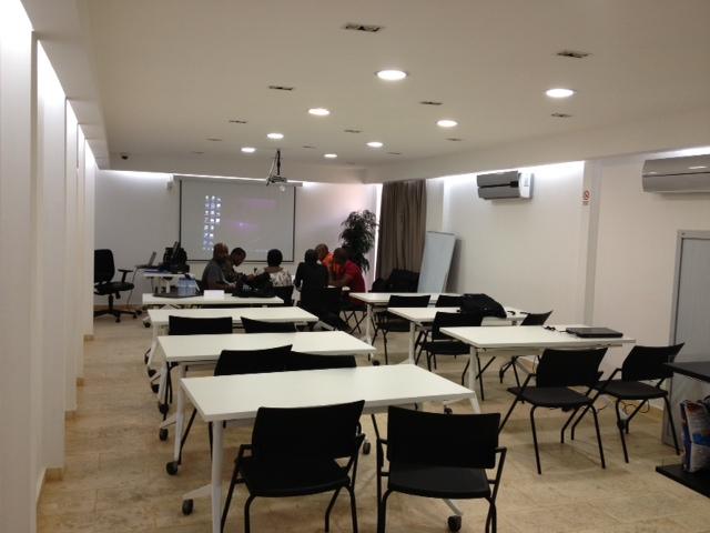 pumangol training center